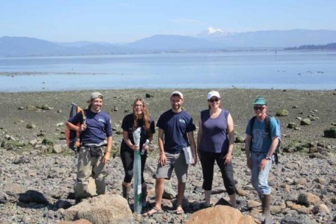 Marine Debris Project by the Puget SoundCorps