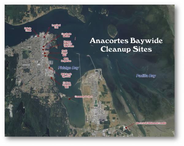 Anacortes Baywide Cleanup Update