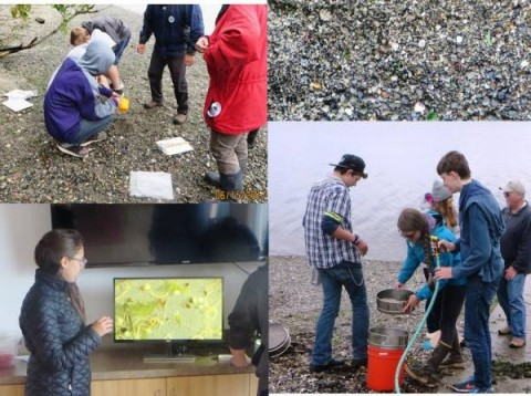 FBARCSC, STEM, and the Next Generation of Citizen Scientists