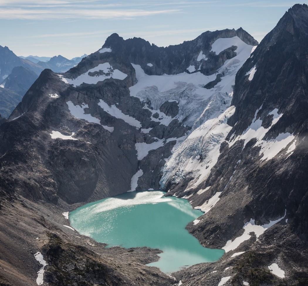 banded glacier 2016